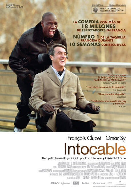 """Película """"Intocable"""""""