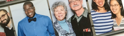 """Foto tomada en Chicago Cultural Center. Exposición: """"StoryCorps in Chicago"""". https://storycorps.org/chicago/"""